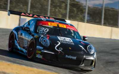 Urry's Victories and Consistency Secure Second Place in GT Cup Championship