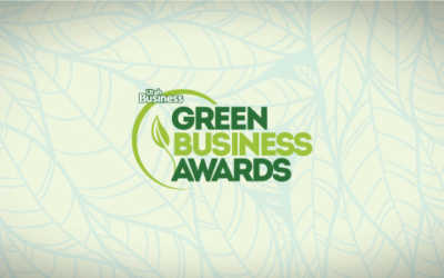 Security National receives award for Green Mortgages at the 2016 Green Business Award