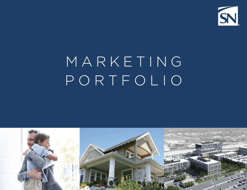Marketing Portfolio Booklet Securitynational Mortgage